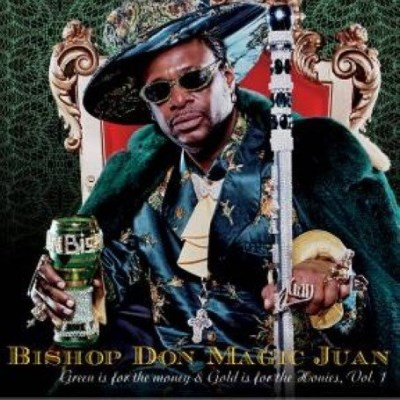 Bishop Don Magic Juju Green Is For The Money Gold Is Import Gbr