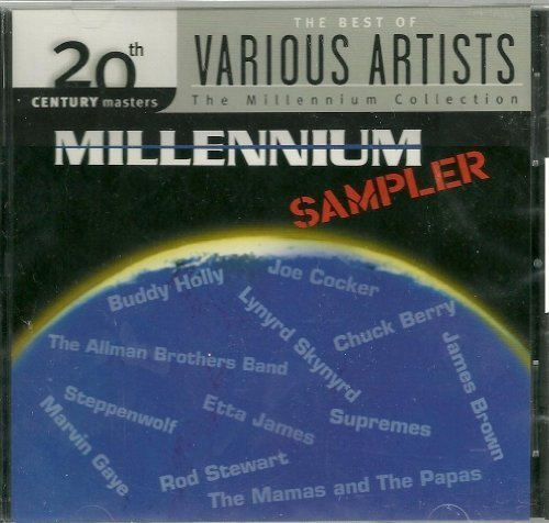 Various Artists Best Of Various Artists Millennium Sampler
