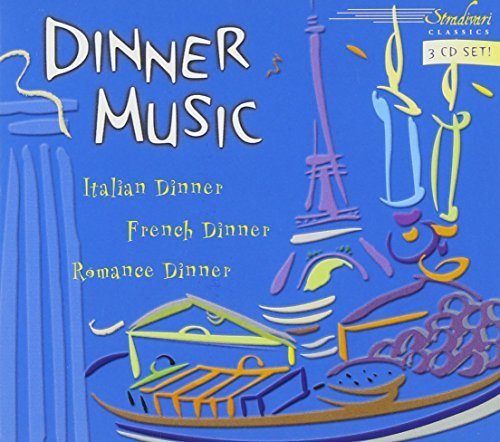 Dinner Music Dinner Music Various 3 CD