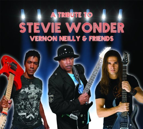 Vernon Neilly Tribute To Stevie Wonders