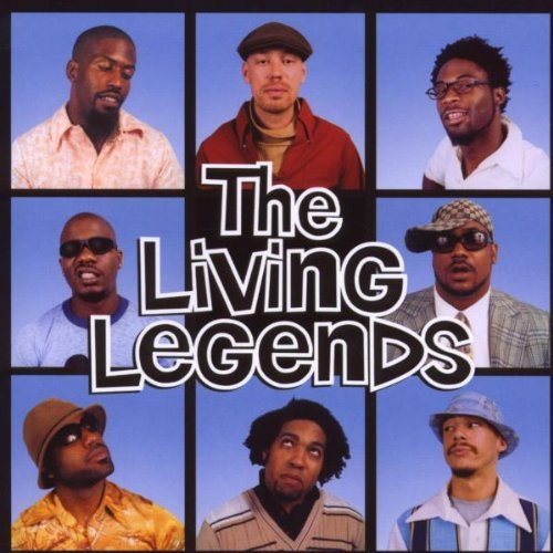 Living Legends Creative Differences Incl. Bonus CD