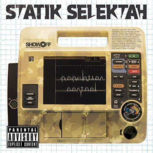 Statik Selektah Population Control Explicit Version