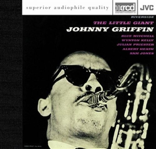 Johnny Griffin Little Giant Extended Resolution