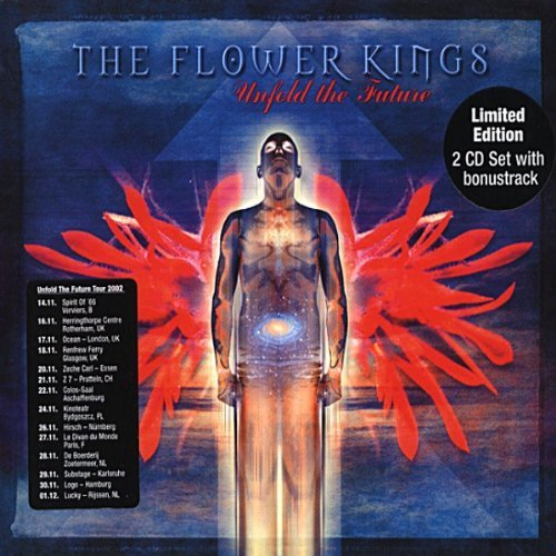 Flower Kings Unfold The Future Lmtd Ed. 2 CD