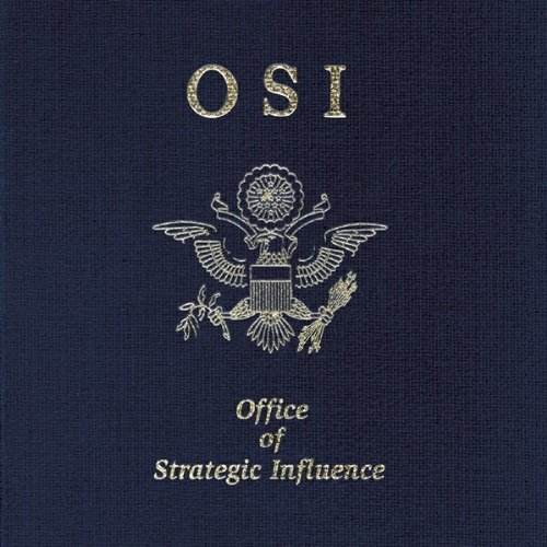 O.S.I Office Of Strategic Influence Lmtd Ed. 2 CD Set