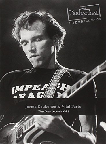 Jorma & Vital Parts Kaukonen Vol. 2 Rockpalast West Legend