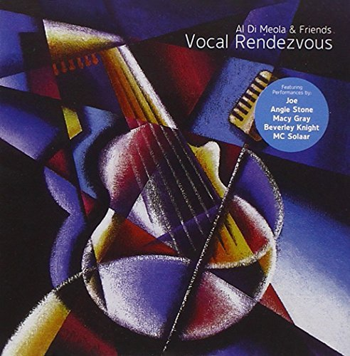 Al Di Meola Vocal Rendezvous