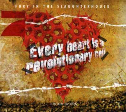 Fury In The Slaughterhouse Every Heart Is A Revolutionary Import Gbr