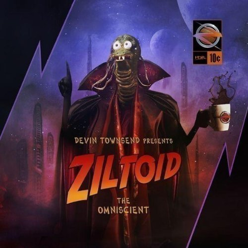 Devin Townsend Presents Ziltoid The Omniscie Special Ed. 2 CD