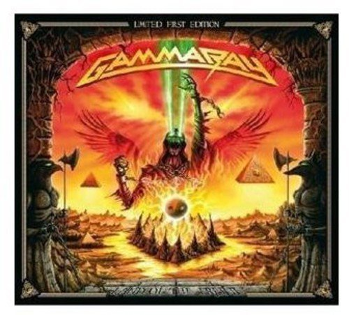 Gamma Ray Land Of The Free Part 2 Import Gbr Lmtd Ed Digipak