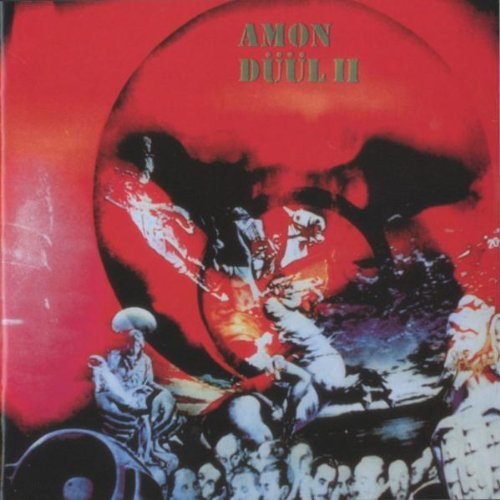 Amon Duul Ii Tanz Der Lemminge (dance Of Th Remastered Incl. Bonus Tracks