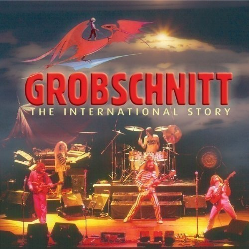 Grobschnitt International Story 2 CD