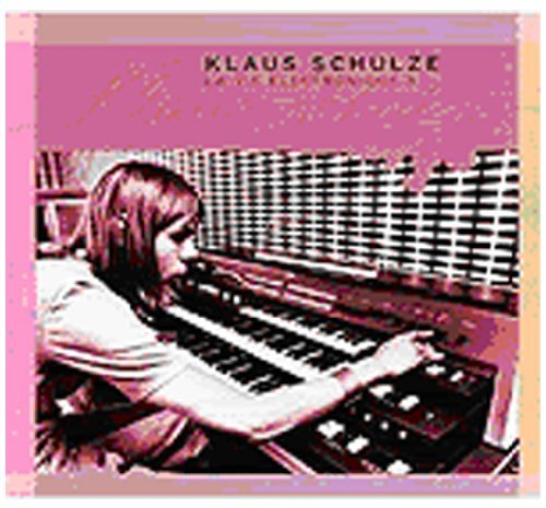 Klaus Schulze Vol. 3 La Vie Electronique 3 CD