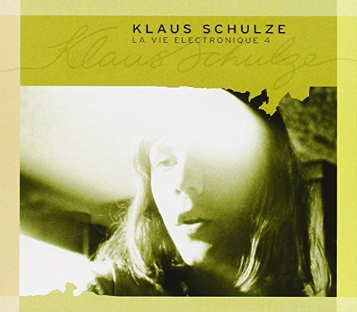 Klaus Schulze Vol. 4 La Vie Electronique 3 CD