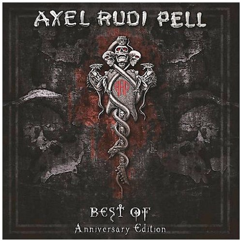 Axel Rudi Pell Best Of Anniversary Edition