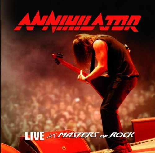 Annihilator Live At Masters Of Rock