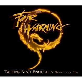 Fair Warning Talking Ain't Enough! Fair Wa Import Gbr Lmtd. Ed 3cd 2dvd Box