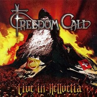 Freedom Call Live In Hellvetia 2 CD