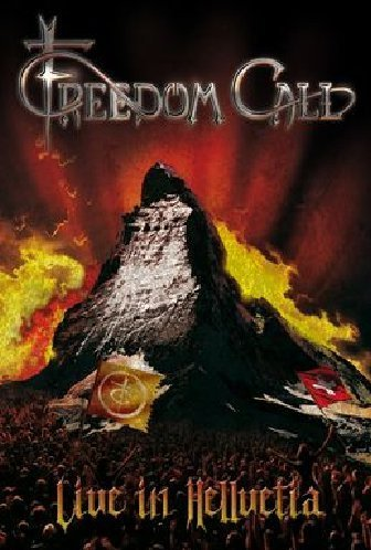 Freedom Call Live In Hellvetia 2 DVD
