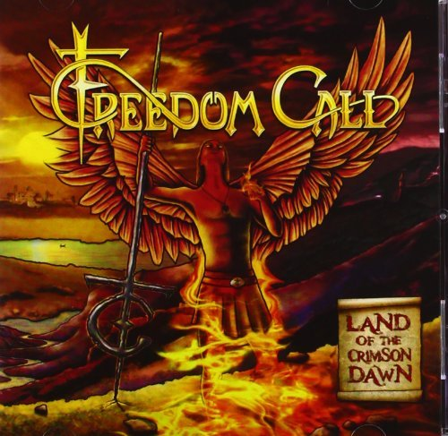Freedom Call Land Of The Crimson Dawn