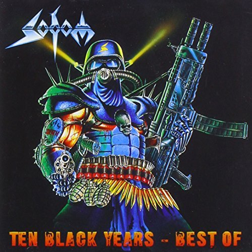 Sodom Ten Black Years 2 CD Set
