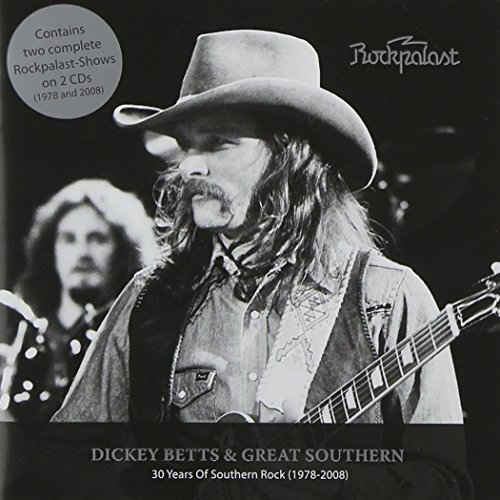 Dickey & Great Southern Betts 30 Years Of Southern Rock 2 CD Set