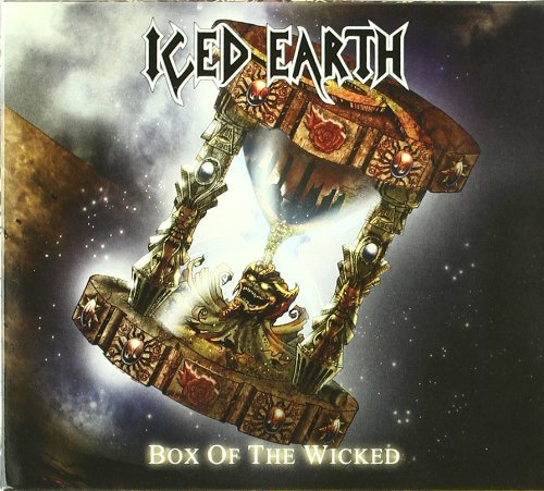 Iced Earth Box Of The Wicked Limited Fan 5 CD
