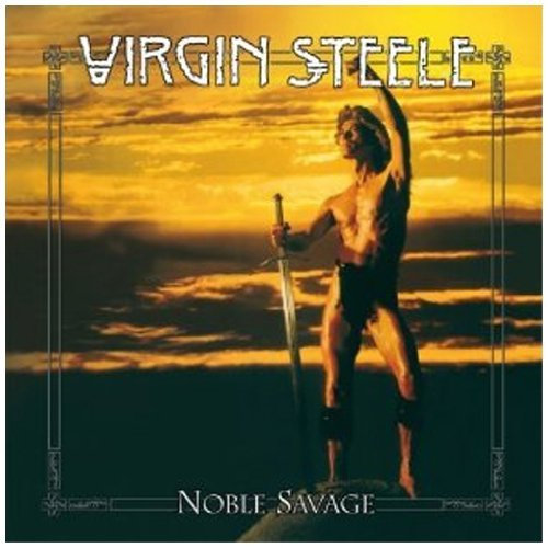 Virgin Steele Noble Savage (re Release) 2 CD