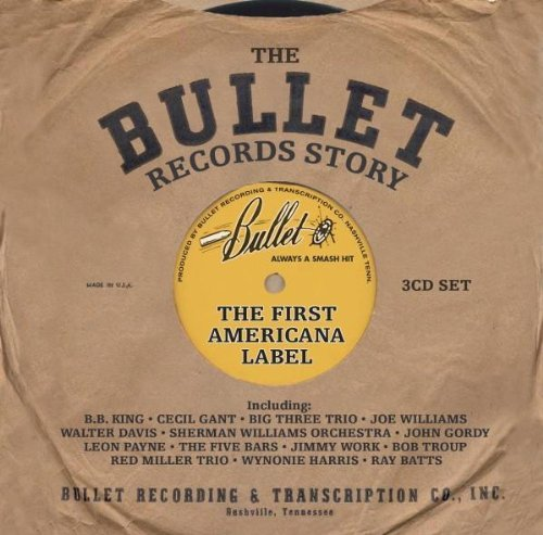Bullet Records Story The First Bullet Records Story The First 3 CD