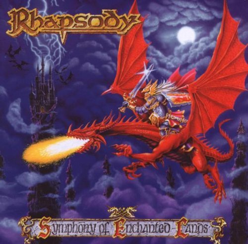Rhapsody Symphony Of Enchanted Lands