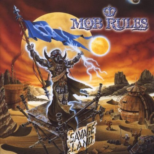 Mob Rules Savage Land