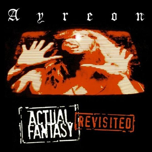 Ayreon Actual Fantasy Revisited Special Ed. 2 CD