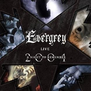 Evergrey Night To Remember Live 2004 2 CD Set