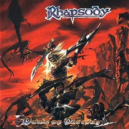 Rhapsody Dawn Of Victory