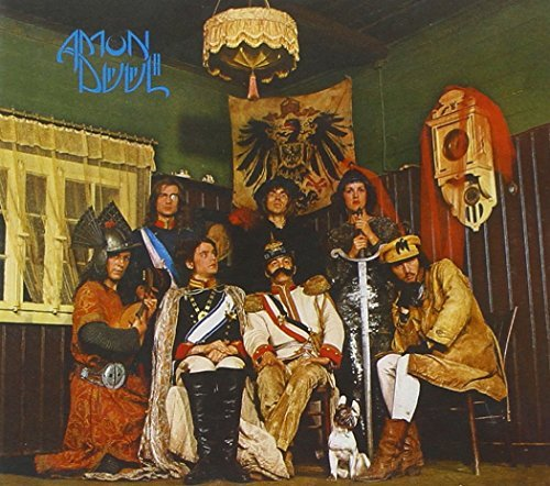 Amon Duul Ii Made In Germany Digipak