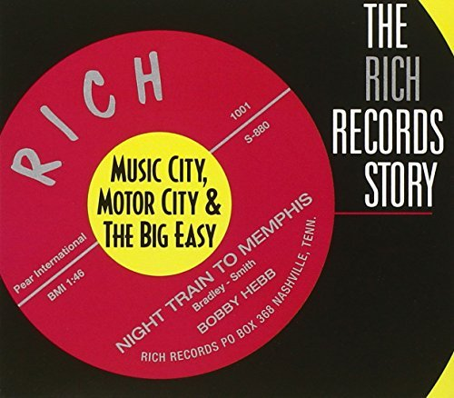 Rich Records Story Rich Records Story