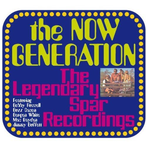 Now Generation Legendary Spar Recordings