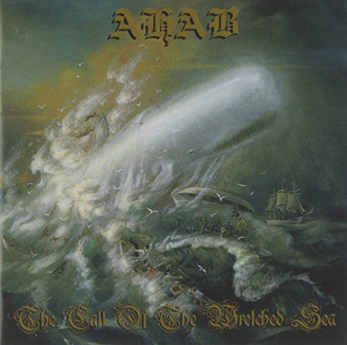 Ahab Call Of The Wretched Sea