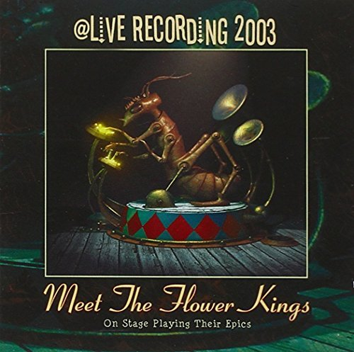 Flower Kings Meet The Flower Kings 2 CD