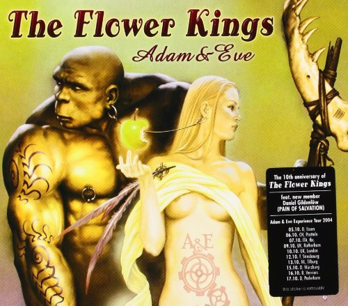 Flower Kings Adam & Eve