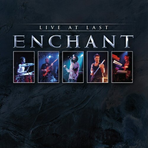 Enchant Live At Last 2 CD