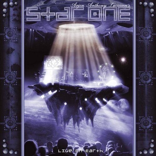 Star One Live On Earth 2 CD