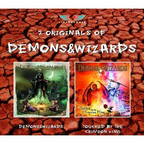 Demons & Wizards Demons & Wizards Touch Import Gbr 2 CD