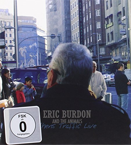 Eric & The Animals Burdon Athens Traffic Live Incl. Bonus DVD