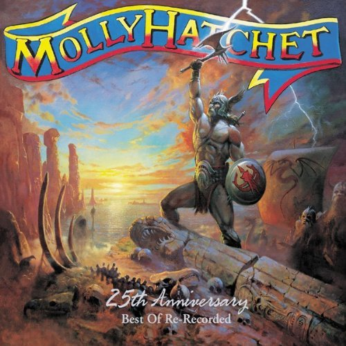 Molly Hatchet 25th Anniversary Best Of Re Re