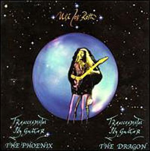 Uli Jon Roth Transcendental Sky Guitar 2 CD Set