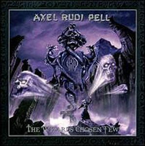 Axel Rudi Pell Wizards Chosen Few 2 CD Set