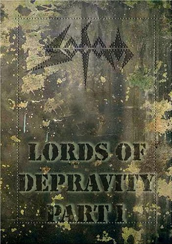 Sodom Lords Of Depravity Pt. 2 DVD