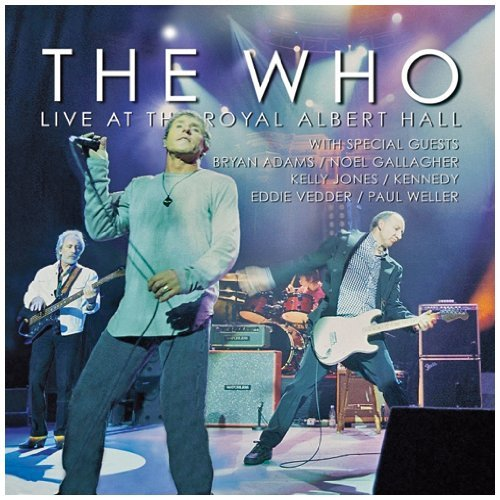 Who Live At The Royal Albert Hall 3 CD Incl. Bonus Tracks