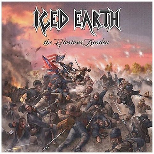 Iced Earth Glorious Burden